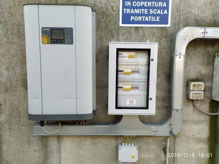 Inverter FV 01 _ 200KWp