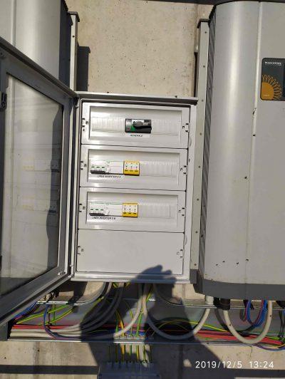 Inverter FV 02 _ 200KWp